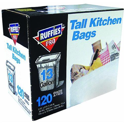 Presto Products Bilt-Tuf Tall Kitchen Trash Bag