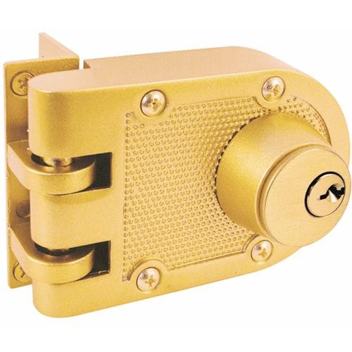 Prime Line Prod. Jimmy Proof Lock Double Cylinder Deadbolt