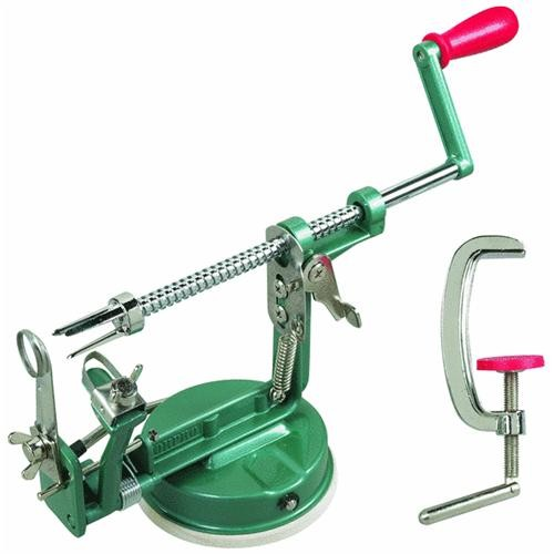 Norpro Apple-Master Apple Parer And Slicer And Corer