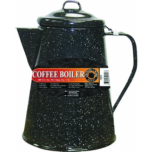 Columbian Home Prod. Columbian GraniteWare Coffee Boiler