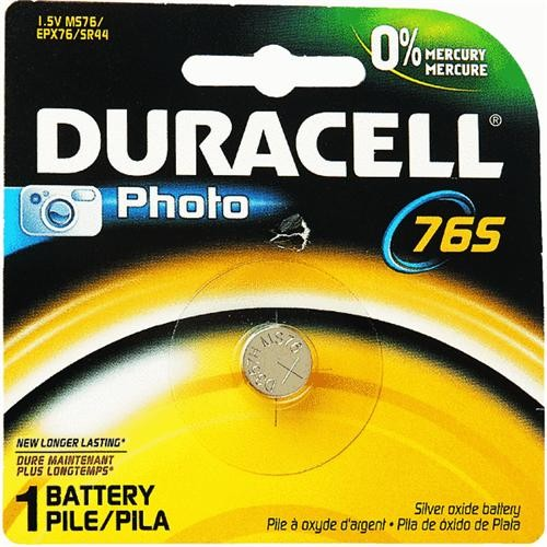P & G/ Duracell 1.5V Photo Electronic Battery