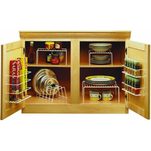 Panacea Products 6-Piece Cabinet Organizer Set