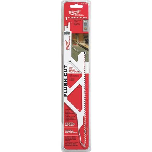 Milwaukee Accessory Milwaukee Sawzall Flush Cut Reciprocating Saw Blade