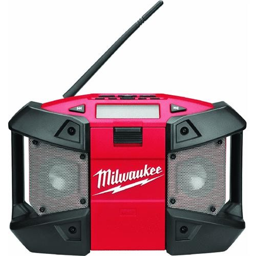 Milwaukee Elec.Tool Milwaukee M12 Cordless Jobsite Radio