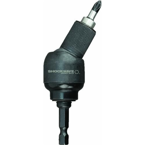 Milwaukee Elec.Tool Milwaukee Shockwave Knuckle Pivoting Bit Holder