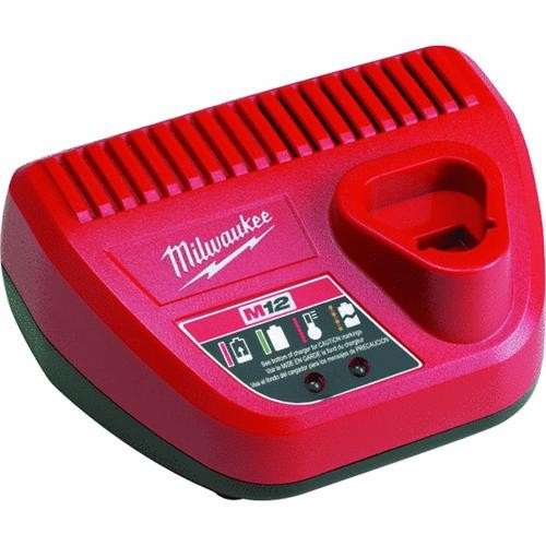 Milwaukee Elec.Tool Milwaukee M12 12V Lithium-Ion Battery Charger