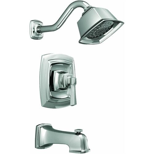 Moen Inc 1-Handle Boardwalk Tub And Shower Faucet