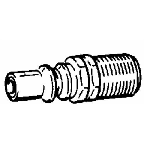 Mr. Heater Quick Connect Male Plug