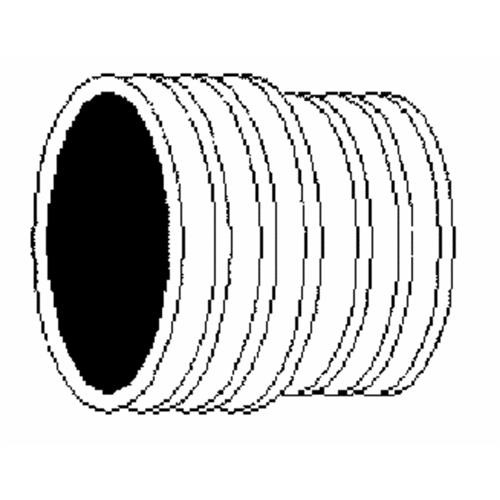 National Diversified Corrugated Pipe Adapter