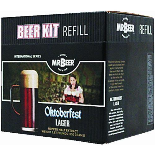 Coopers LLC/Mr Beer Oktoberfest Lager Beer Brewing Kit Refill