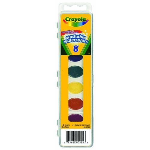 Crayola L L C Watercolors