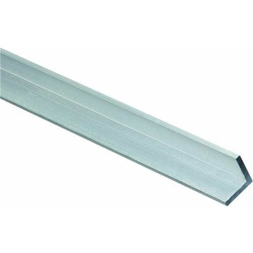 National Mfg. Aluminum Solid Angle