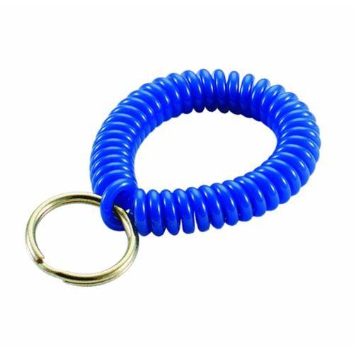 Lucky Line Wrist Coil Key Chain Holder
