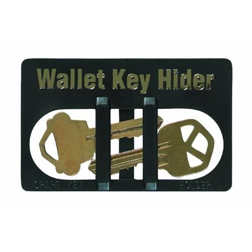 Lucky Line Wallet Card Key Hider
