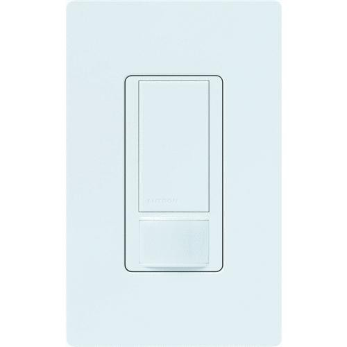 Lutron Single Pole Motion Wall Switch