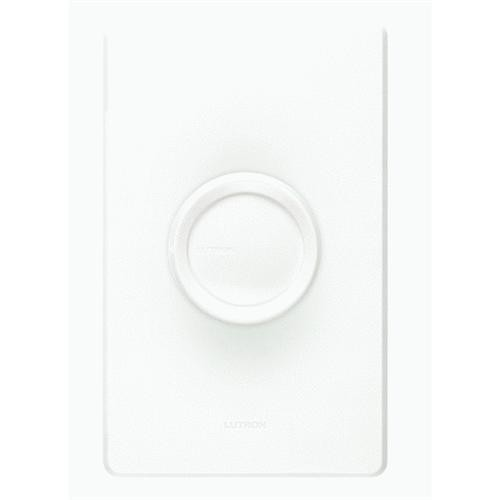Lutron Push On-Off Rotary Dimmer Switch