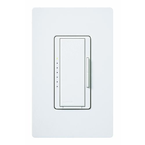 Lutron White Slide Dimmer Switch