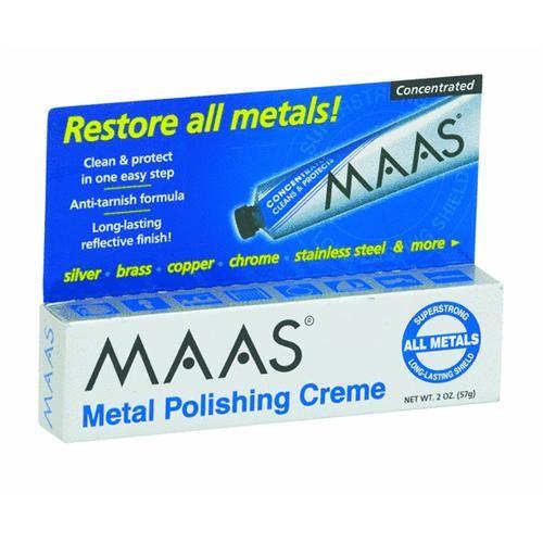 Maas Polishing Creme For All Metals