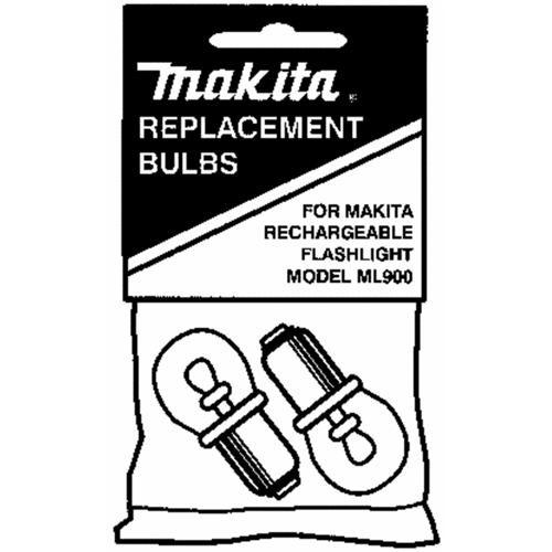 Makita Makita Replacement Flashlight Bulb