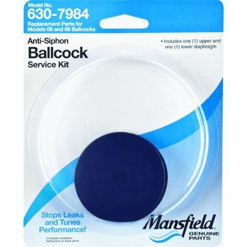 Mansfield Plumbing Fill Valve Diaphragm Kit