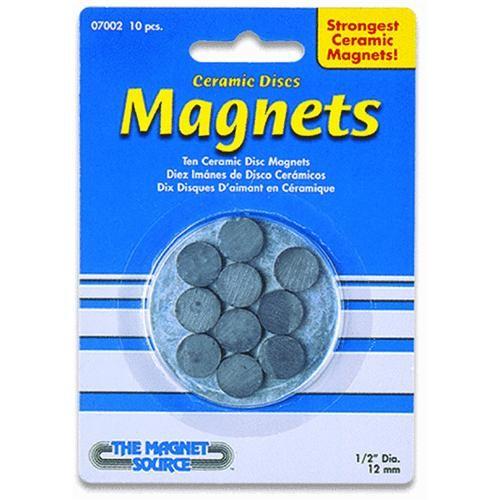 Master Magnetics Ceramic Magnet Disc