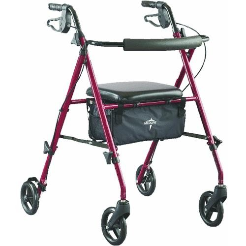 Medline Medline Ultra Light Rollator Walker