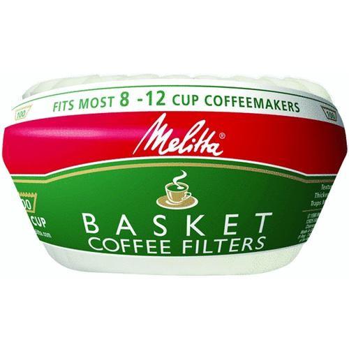 Melitta U S A Inc Basket Coffee Filters