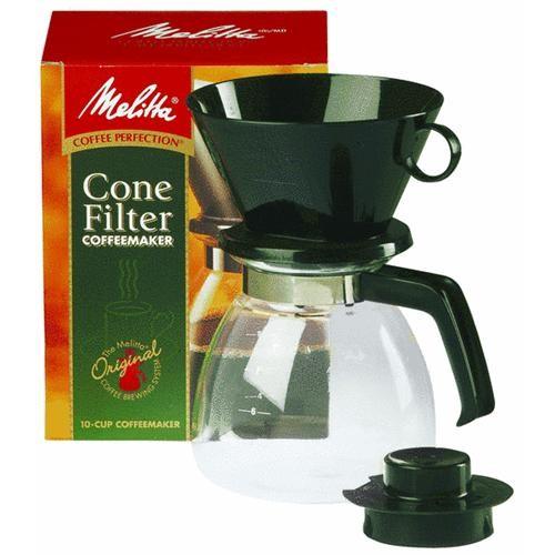 Melitta U S A Inc Melitta Gourmet 10 Cup Manual Coffeemaker