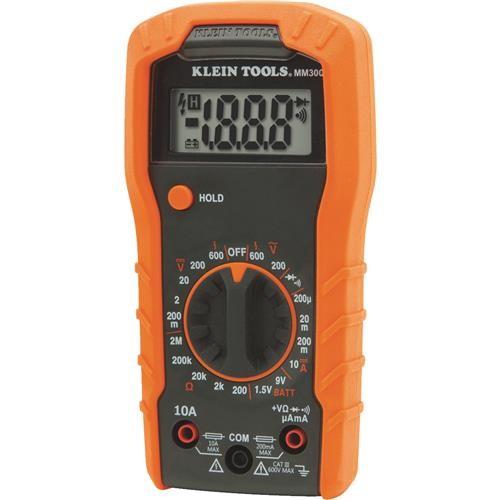 Klein Tools Klein Manual Range Multimeter