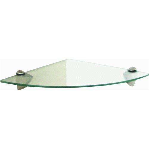 Knape & Vogt John Sterling Corp Corner Glass Shelf