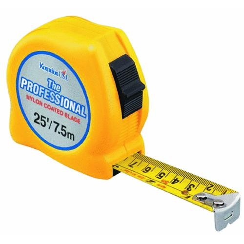 Komelon USA Corp Metric English Tape Measure