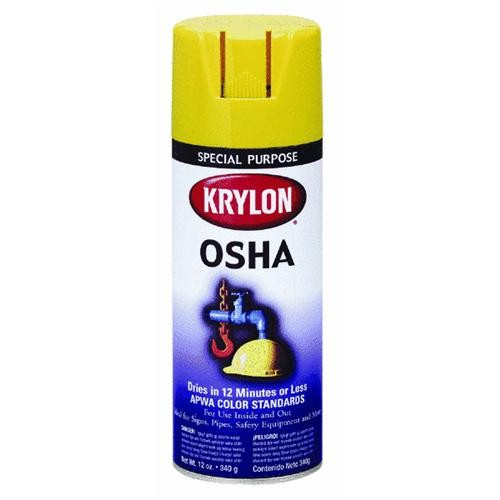 Krylon/Consumer Div Krylon Safety And OSHA Spray Paints