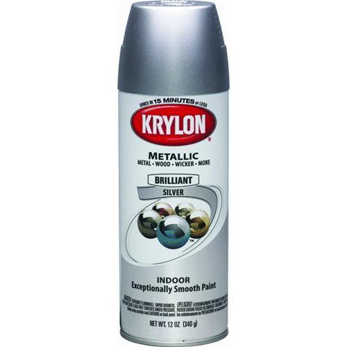 Krylon/Consumer Div Krylon Metallic Spray Enamel Paint