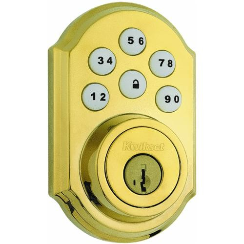 Kwikset Smart Code Deadbolt