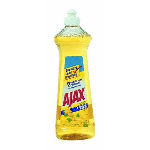 LagasseSweet 12.6 Oz Ajax Lemon Scent Dish Soap