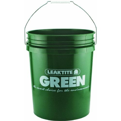 Leaktite Corp. 5 Gallon Green Pail