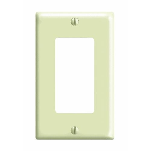 Leviton Nylon Decorator Wall Plate