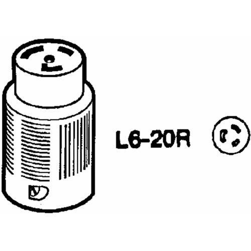 Leviton Leviton Commercial Grade Locking Cord Connector