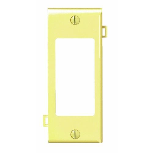 Leviton Sectional Decorator Wall Plate Center Panel