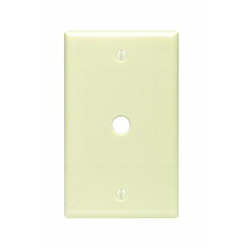 Leviton Telephone Or Cable Wall Plate