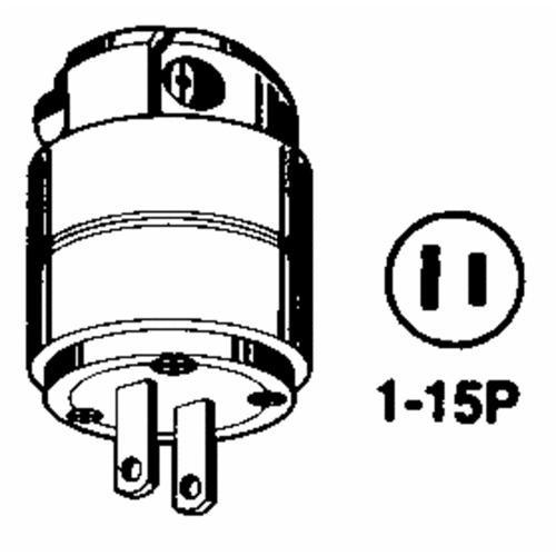 Leviton Leviton Residential Cord Plug