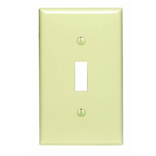 Leviton Nylon Single Switch Wall Plate