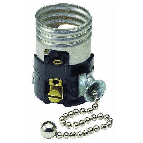 Leviton Pull Chain Socket Interior