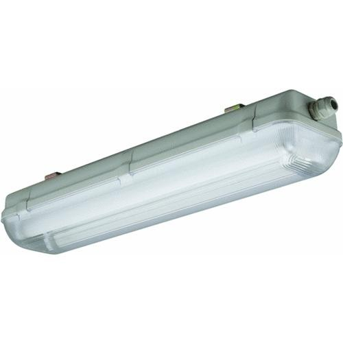 Lithonia Lighting Enclosed Wet Ceiling Light Fixture