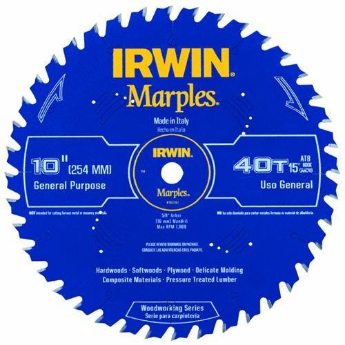 Irwin Marples Circular Saw Blade