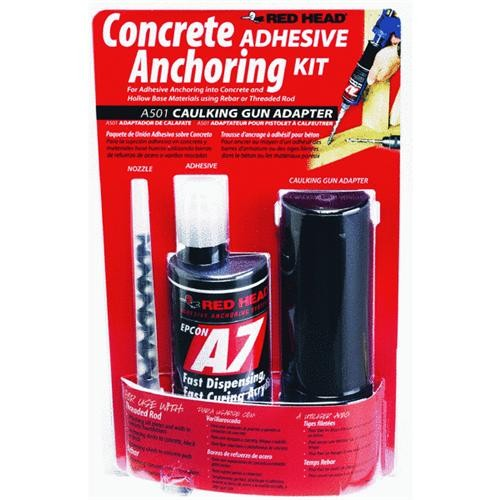 ITW Brands Concrete Adhesive Anchoring Kit
