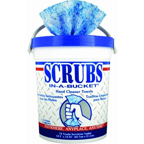 ITW Pro Brands SCRUBS Hand Cleaner Wipe