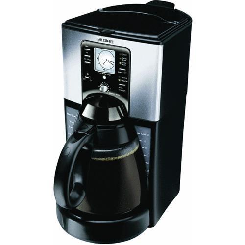 Jarden Consumer Solutions Mr Coffee Programmable Coffeemaker