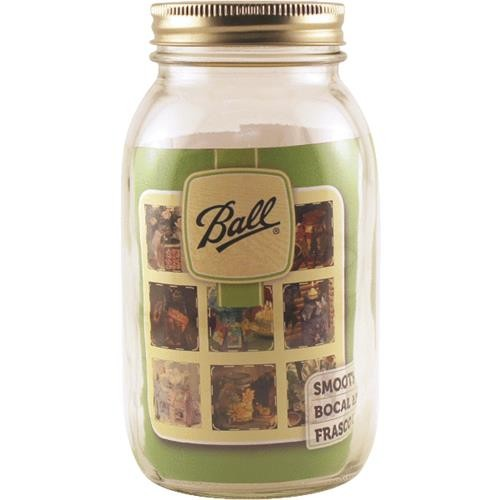 Jarden Home Brands Ball Smooth Side Canning Jar