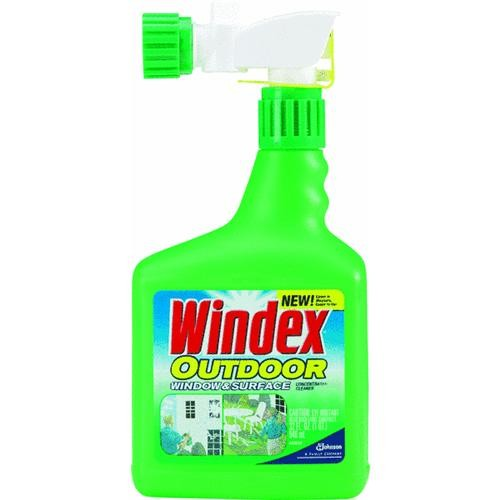 Johnson S C Inc Windex Outdoor Window and Surface Cleaner
